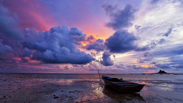 Labuan Beach